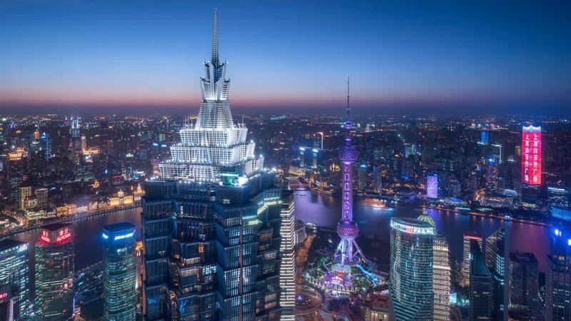 Grand Hyatt Shanghai Tower