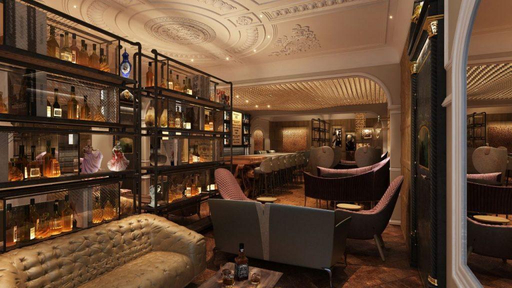 Great Scotland Yard Bar