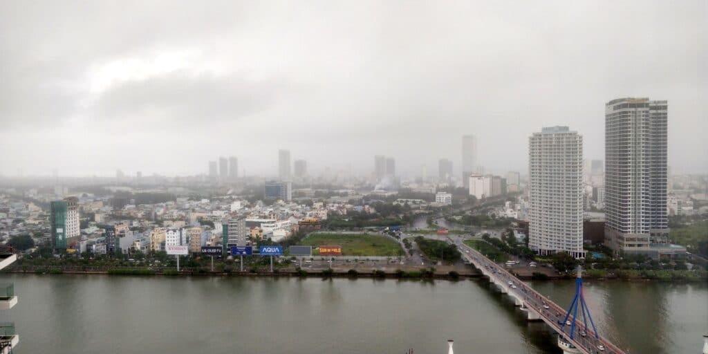 Hilton Danang Ausblick