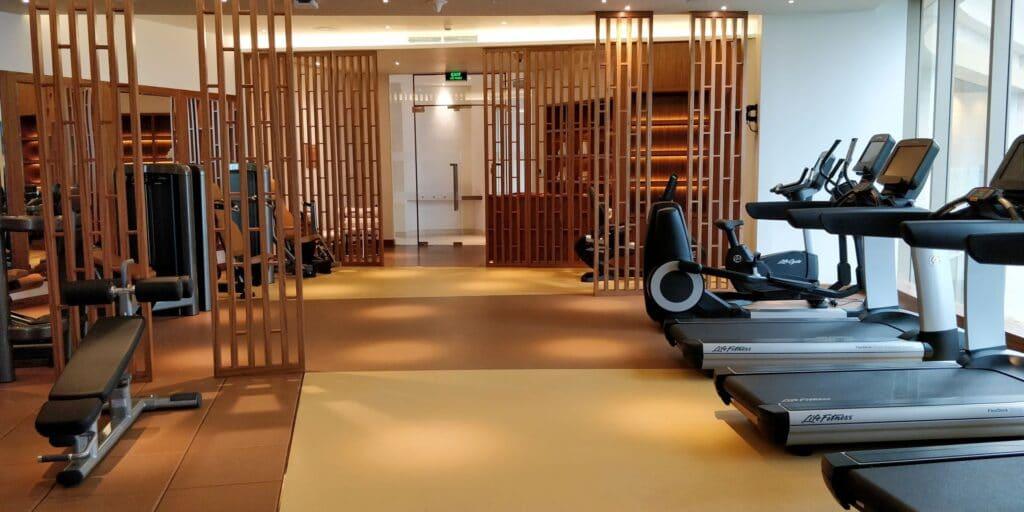 Hilton Danang Fitness