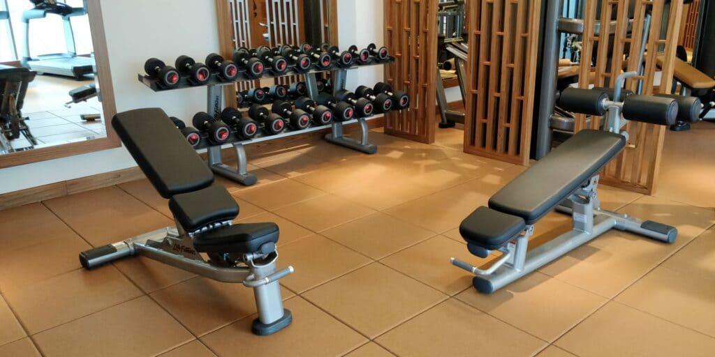 Hilton Danang Fitness 2