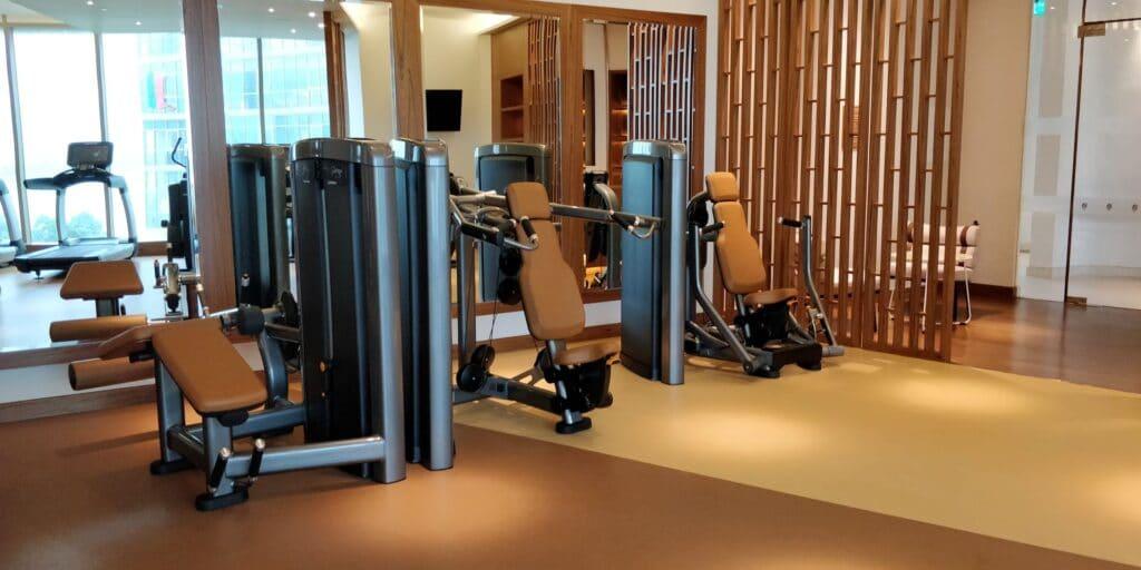 Hilton Danang Fitness 3