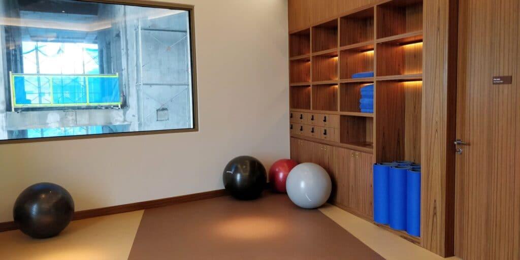 Hilton Danang Fitness 4