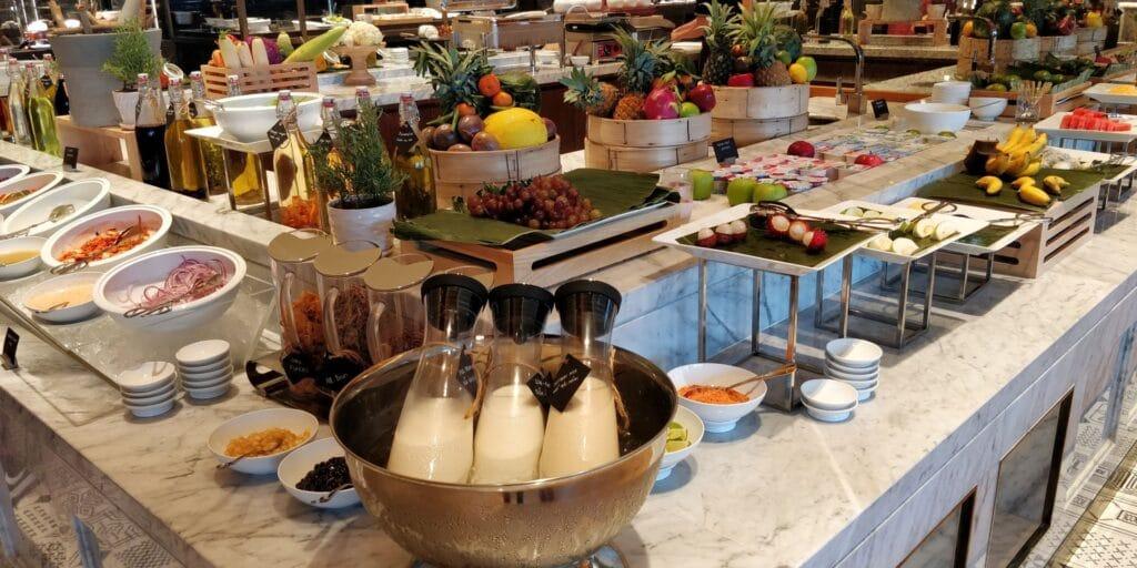 Hilton Danang Frühstück 2