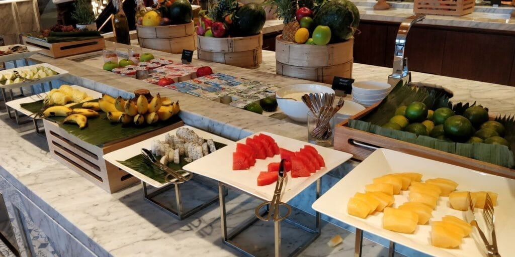Hilton Danang Frühstück 3