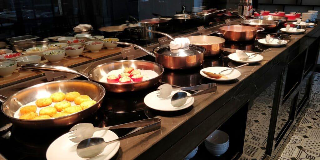 Hilton Danang Frühstück 5