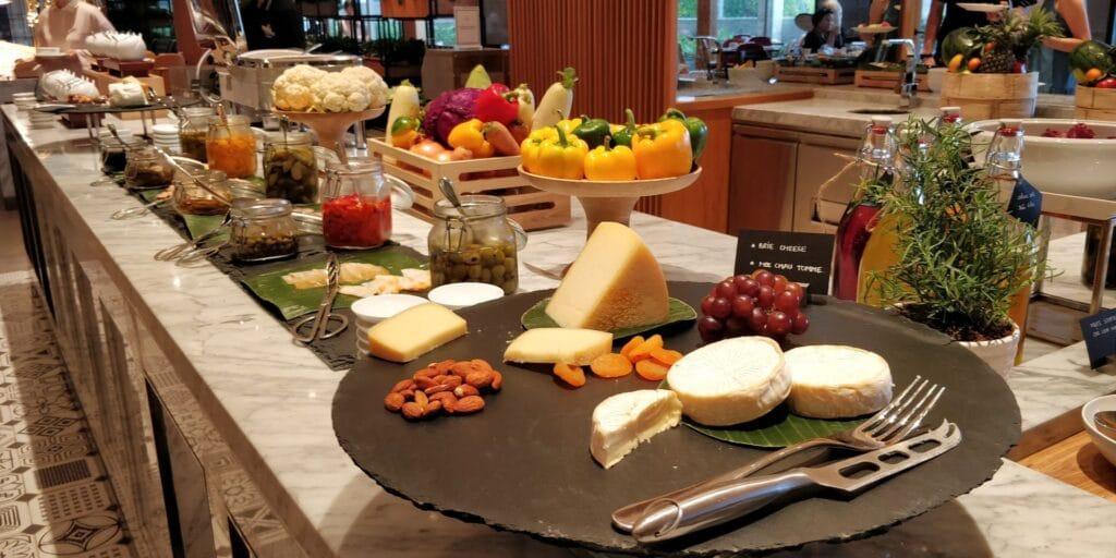 Hilton Danang Frühstück 7