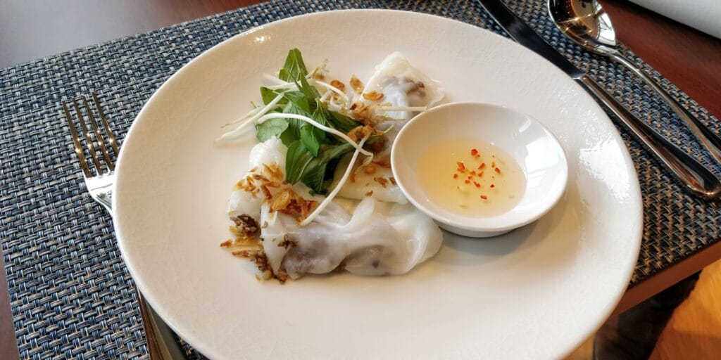 Hilton Danang Frühstück 9