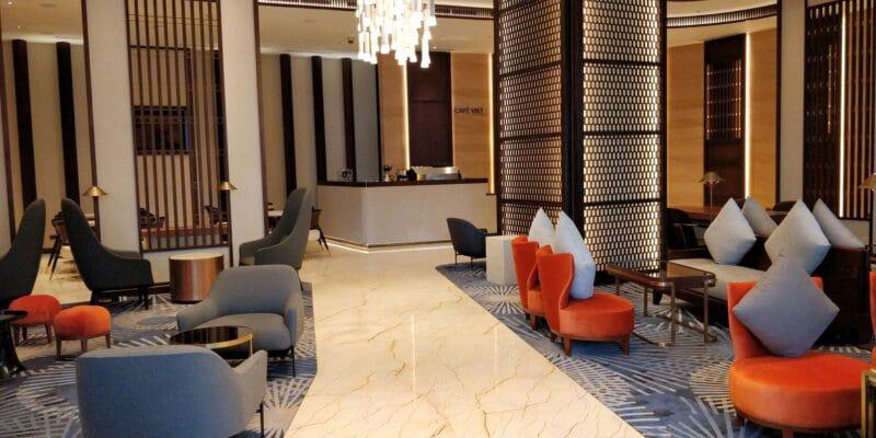 Hilton Danang Lobby