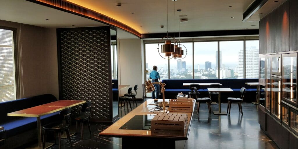 Hilton Danang Lounge