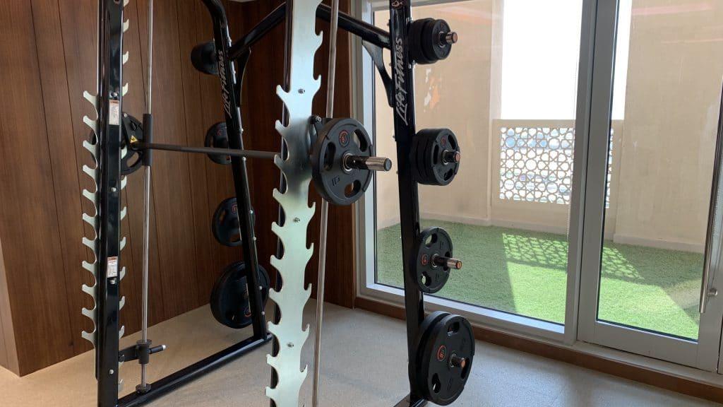 Hilton Garden Inn Dubai Al Jadaf Fitness 1