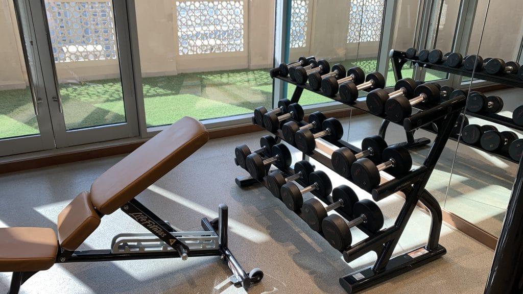 Hilton Garden Inn Dubai Al Jadaf Fitness 2