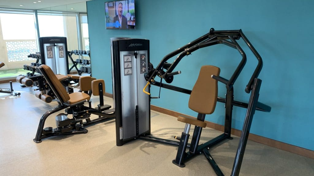 Hilton Garden Inn Dubai Al Jadaf Fitness 4