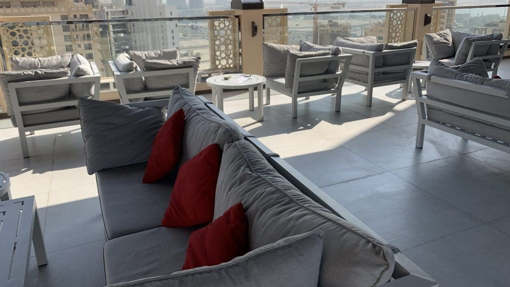 Hilton Garden Inn Dubai Al Jadaf Lounge