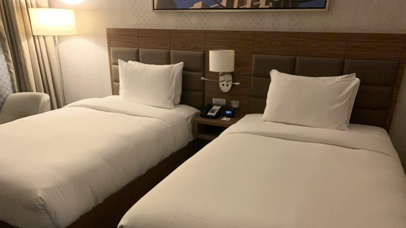 Hilton Garden Inn Dubai Al Jadaf Zimmer 2