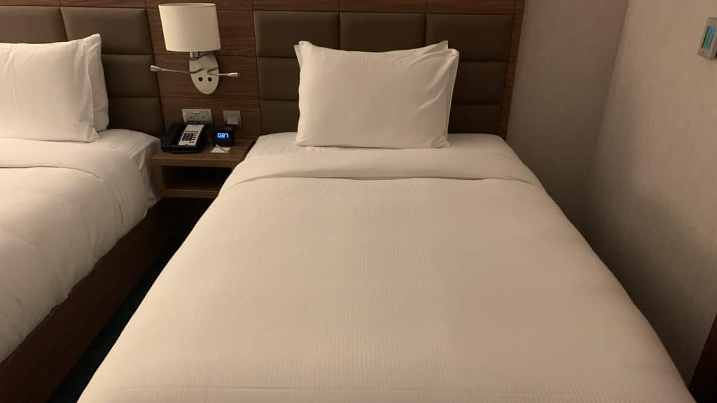 Hilton Garden Inn Dubai Al Jadaf Zimmer 3