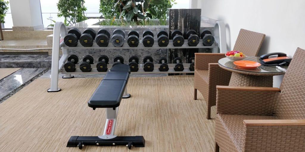 Hotel Indigo Dali Ehrai Fitness