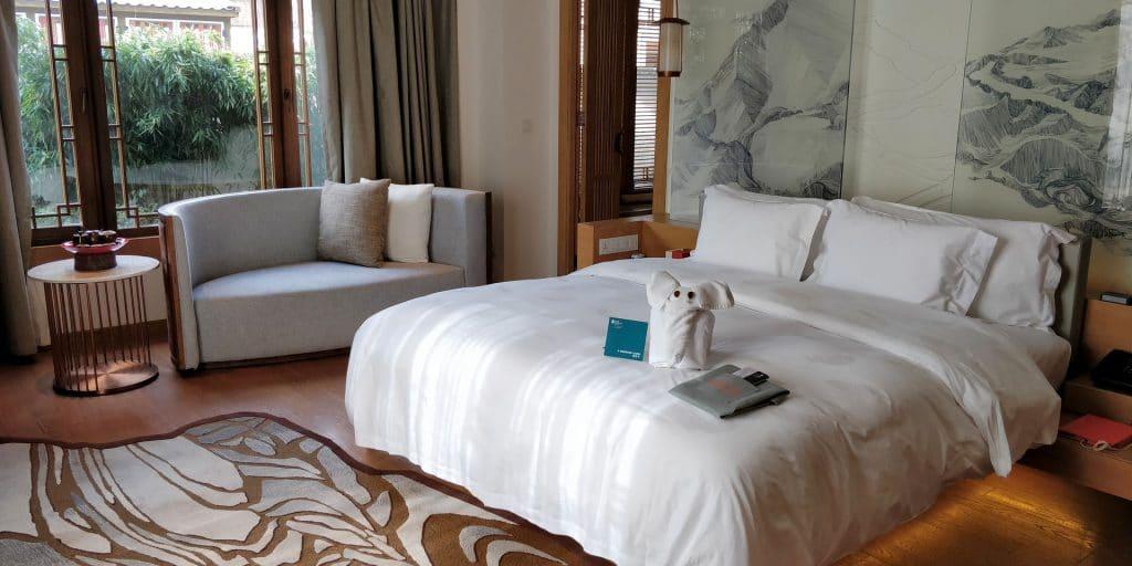 Hotel Indigo Lijiang Zimmer