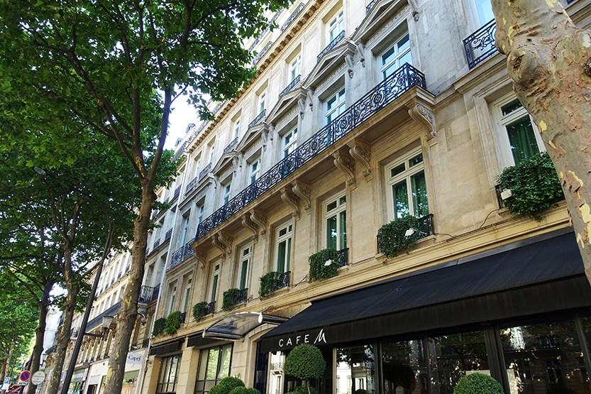 Hyatt Paris Madeleine Exterieur