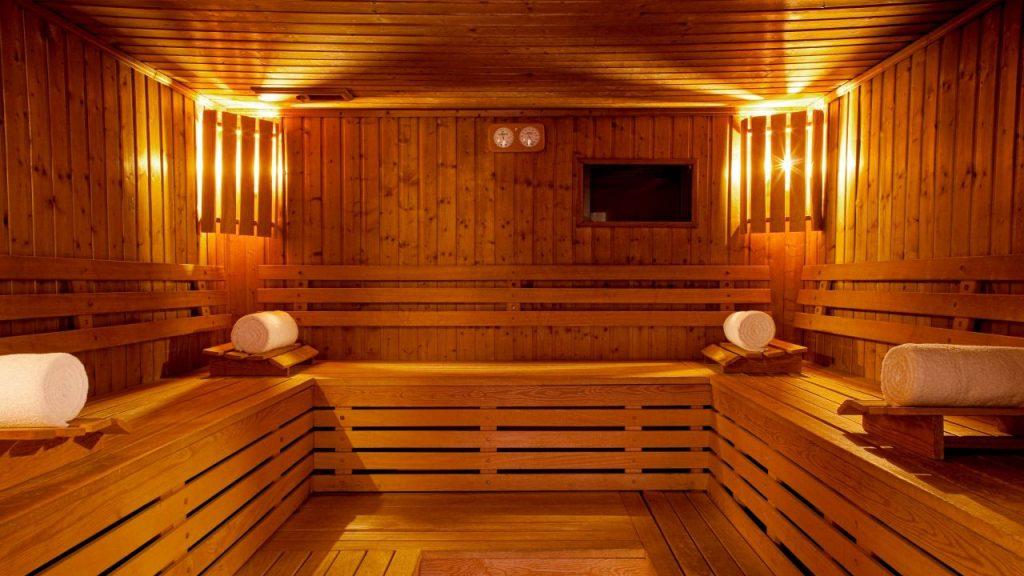 Hyatt Paris Madeleine Sauna