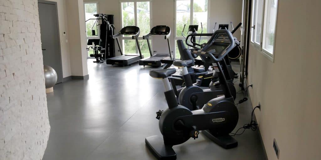 Hyatt Regency Chantilly Fitness
