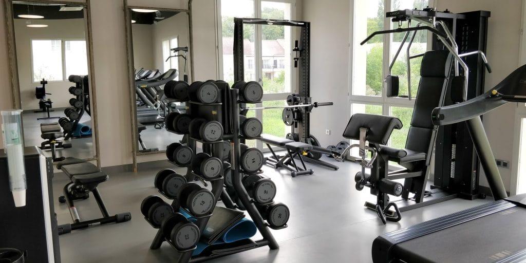 Hyatt Regency Chantilly Fitness 2
