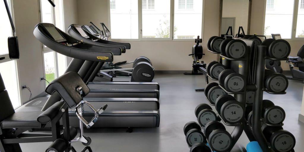 Hyatt Regency Chantilly Fitness 3