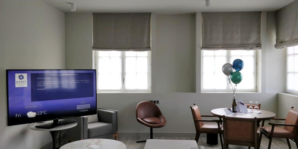 Hyatt Regency Chantilly Junior Suite 12