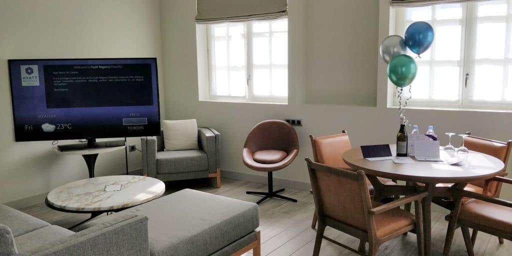 Hyatt Regency Chantilly Junior Suite 9