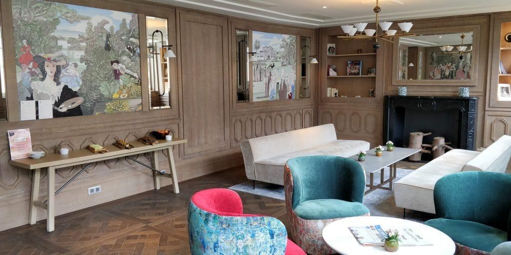 Hyatt Regency Chantilly Lounge