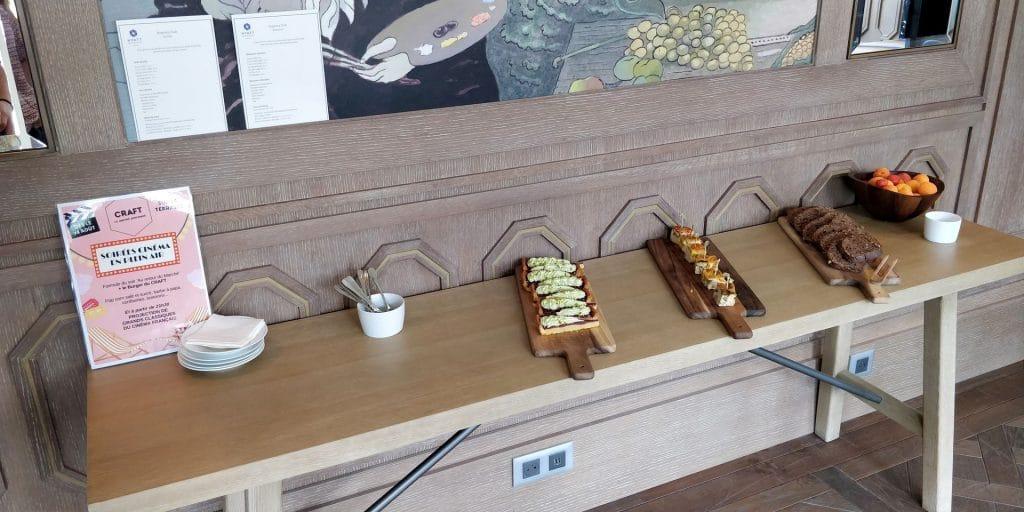 Hyatt Regency Chantilly Lounge Afternoon Tea