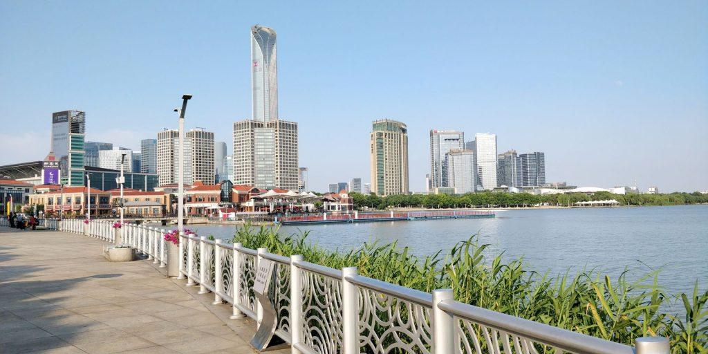 Jinji Lake Suzhou 2