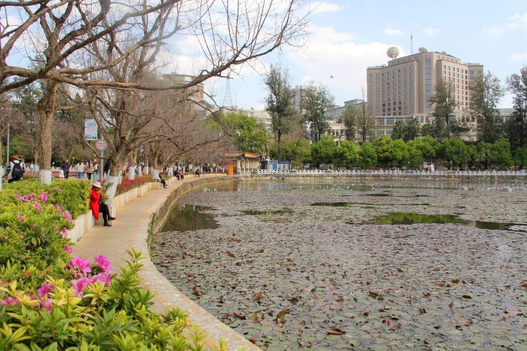 Kunming Cuihu Park 4