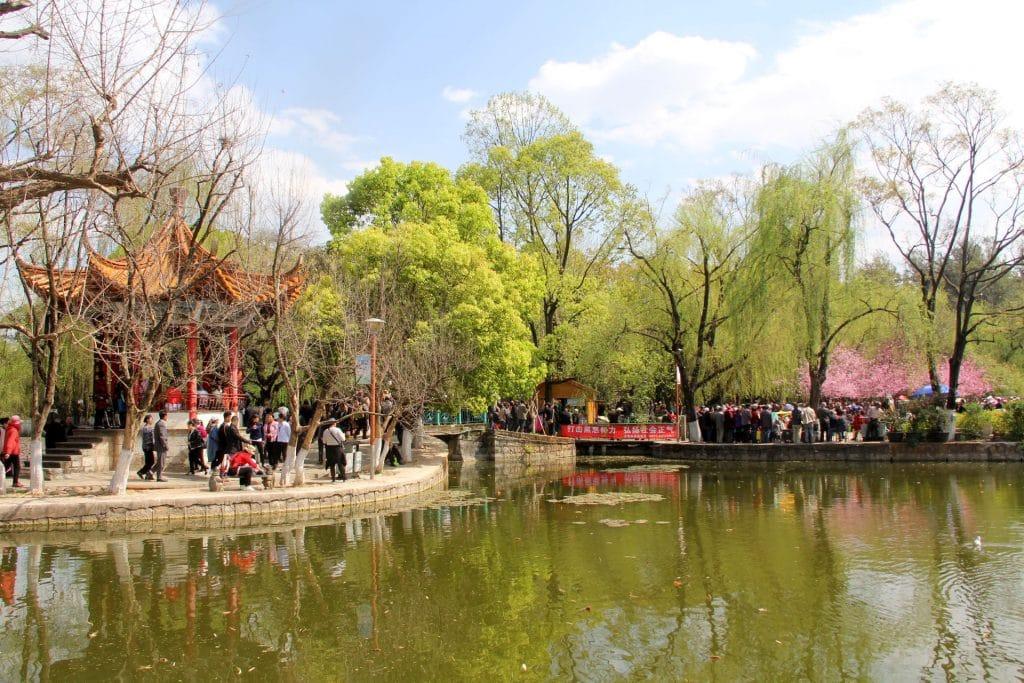 Kunming Cuihu Park 5