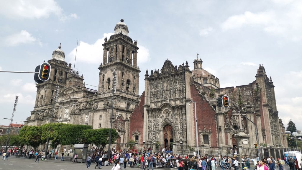 Mexico City Sightseeing