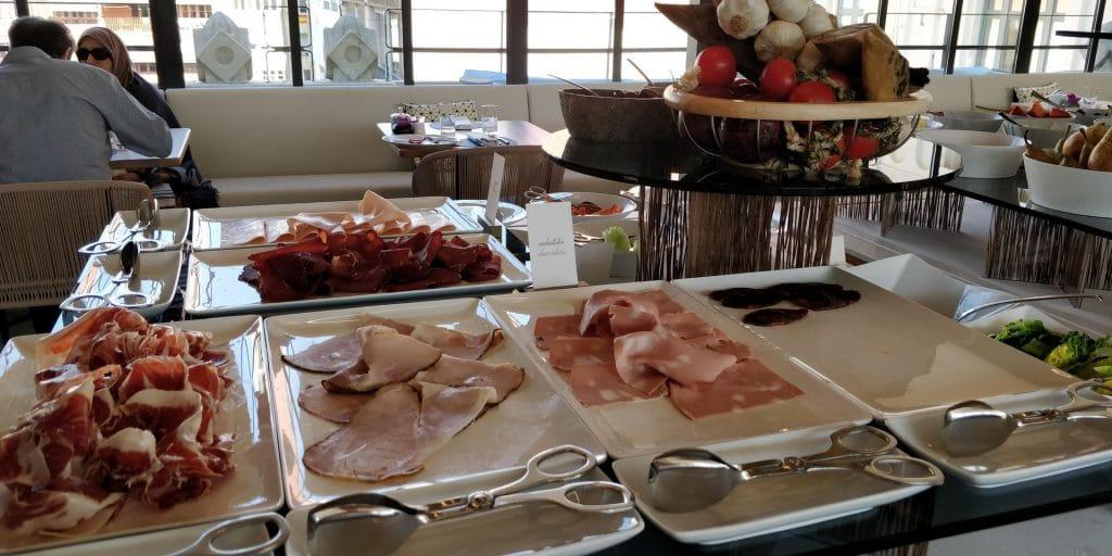 Monument Hotel Barcelona Frühstück 3