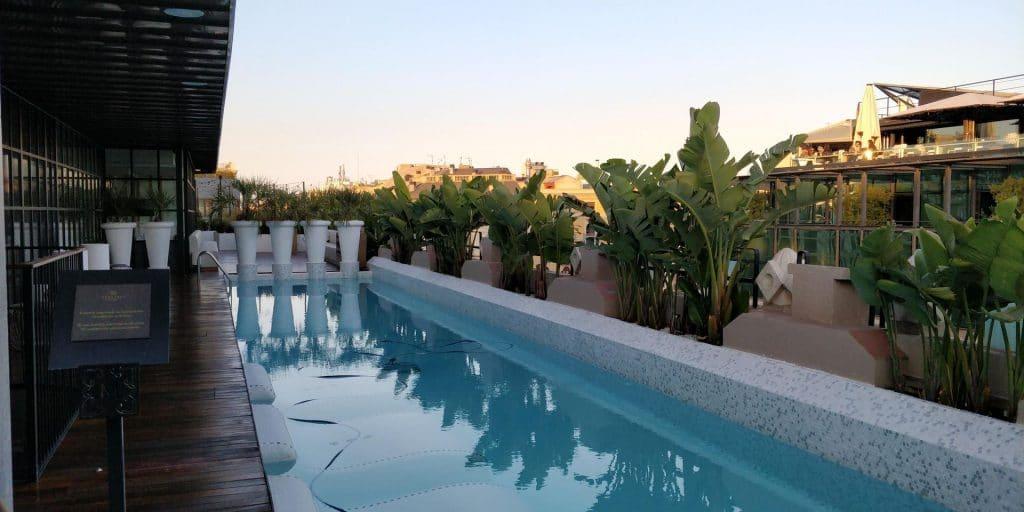 Monument Hotel Barcelona Pool