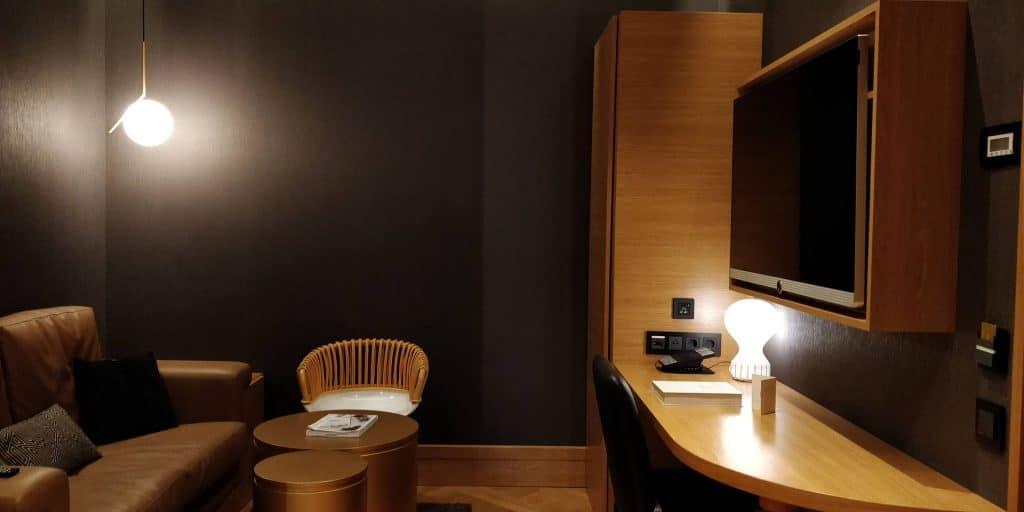 Monument Hotel Barcelona Zimmer 10
