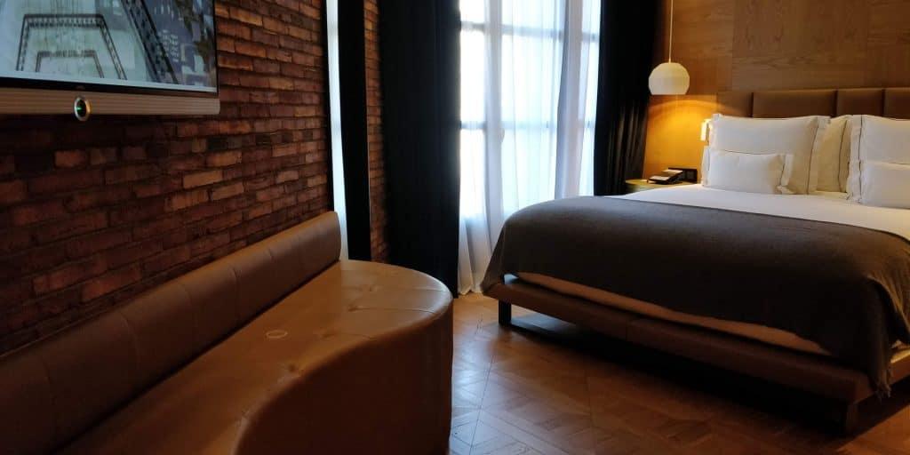 Monument Hotel Barcelona Zimmer 2