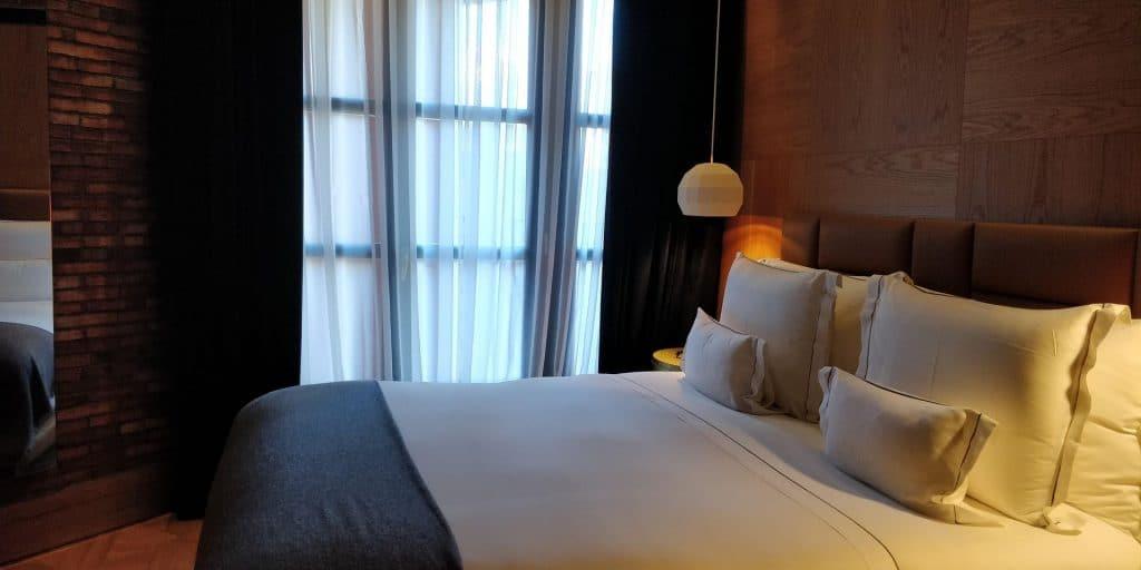 Monument Hotel Barcelona Zimmer 3