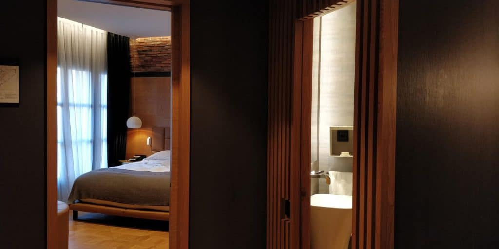 Monument Hotel Barcelona Zimmer 5