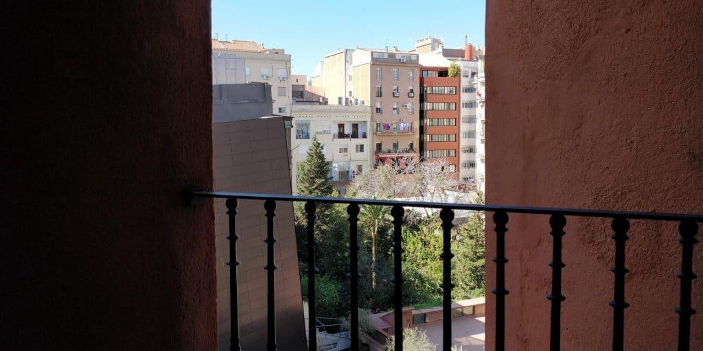 Monument Hotel Barcelona Zimmer 9