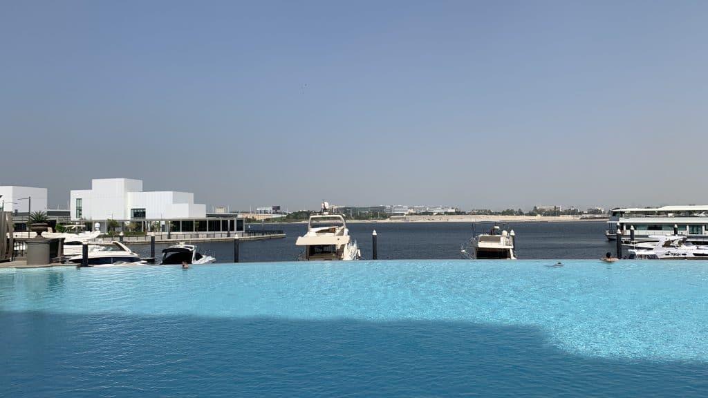 Palazzo Versace Dubai Pool 1