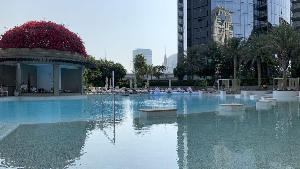 Palazzo Versace Dubai Pool 4