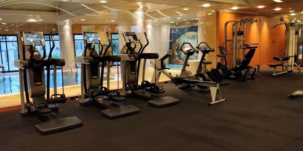 Park Hyatt Melbourne Fitness