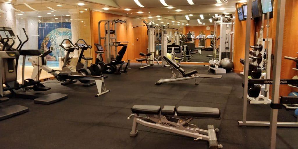 Park Hyatt Melbourne Fitness 2
