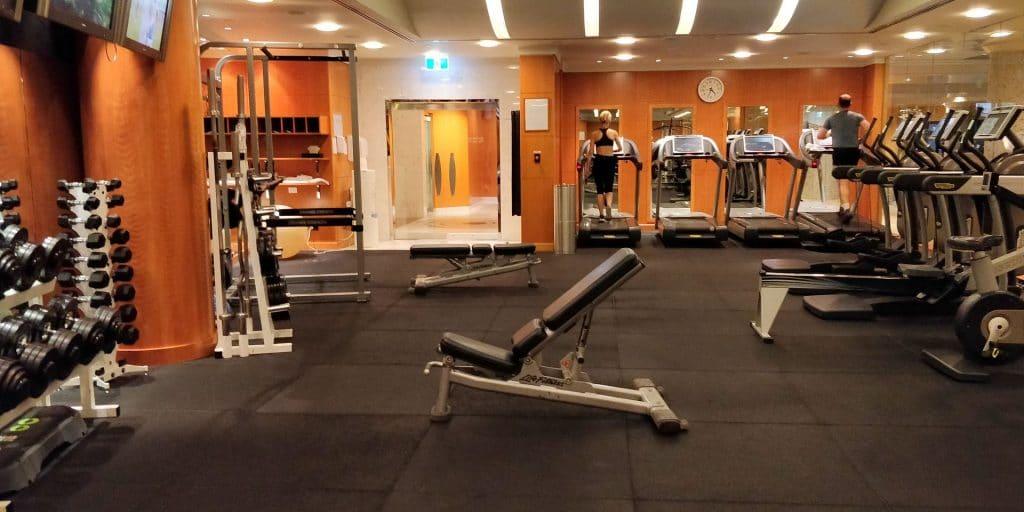 Park Hyatt Melbourne Fitness 3
