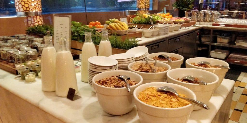 Park Hyatt Melbourne Frühstück 7