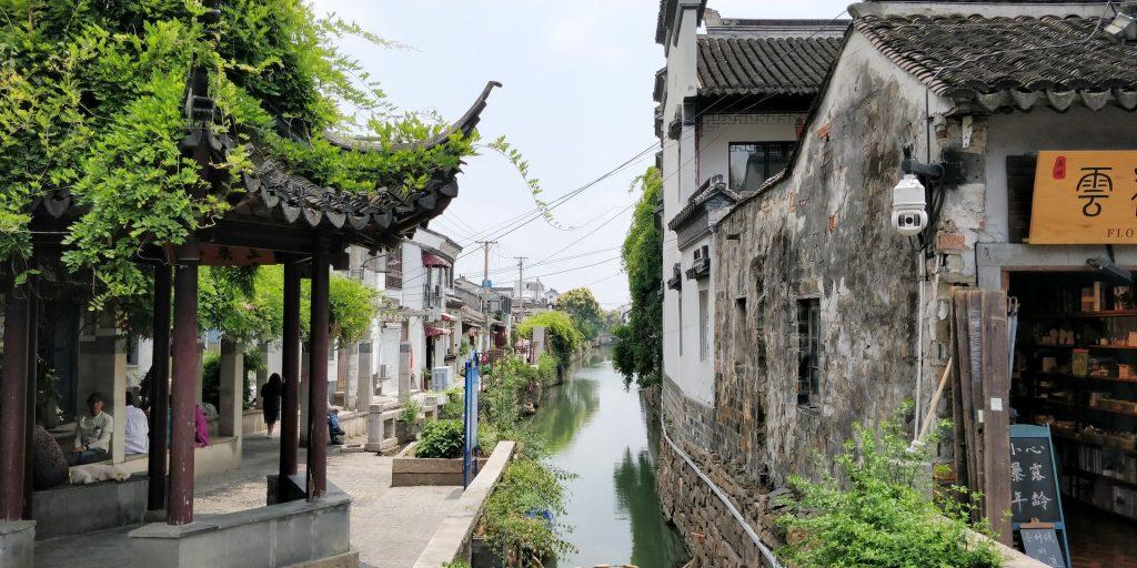 Pingjiang River Suzhou 4