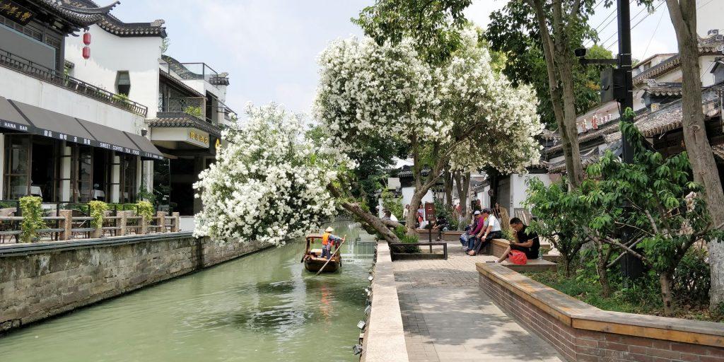 Pingjiang River Suzhou 8